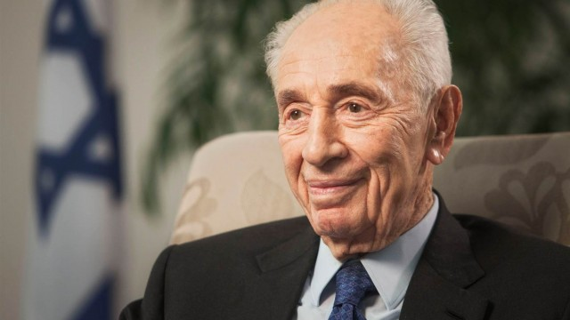 """""""Letter from the world"""" from Jerusalem: In memory of Shimon Peres, by Sergio Della Pergola"""