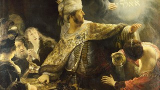"Intercultural Museum of Lech Lechà: ""The feast of Belshazzar"" of Rembrandt. By Daniele Liberanome"