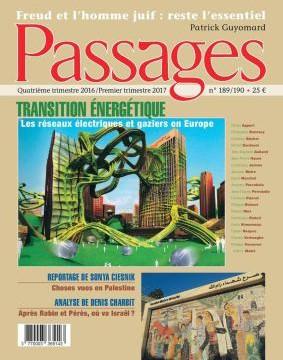 """#reviewsfromtheworld: """"Passages"""" N. 189/190"""