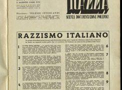 #LechLechaVideo: Le leggi razziste del 1938, con Gadi Luzzatto Voghera