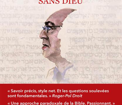 """#InstantBook: François Rachline presenta """"Un monothéisme sans Dieu"""""""