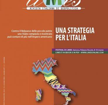 "#ReviewsFromTheWorld: Fabrizio Maronta presenta ""Limes"" 2/19"